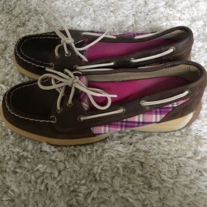 Sperry top sider boat shoes sz 8m